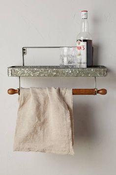 Anthropologie Watley Storage Shelf
