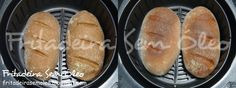 Pão Australiano na AirFryer (estilo Outback) - Fritadeira sem Óleo - AirFryer