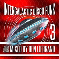 Intergalactic Disco Funk, Vol. 3 [CD]