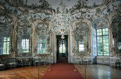 Sala de los espejos de Amalienburg