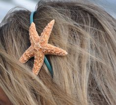 starfish headband  -perfect for that beach hair look ( for @catherine gruntman Kynaston) a little Florida inspiration for some new product?