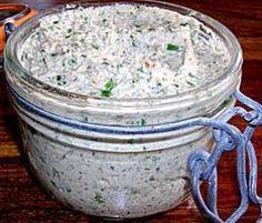 Rezept Leberwurst vegetarisch von clabnuss - Rezept der Kategorie Saucen/Dips/Brotaufstriche