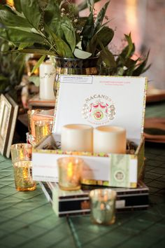 table decoration wedding cigar boxes cigars and centerpieces on 7887