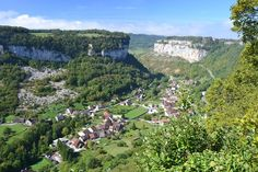 Walking Holiday in Jura, France - Guided - Jura Discovery: Wine Trails & Medieval Villages Walking Holiday, Beaux Villages, Medieval Town, France, Alps, Grand Canyon, Trail, Waterfall, Explore