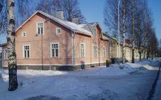 Tiilitehtaan Puistokatu, Pori, Finland