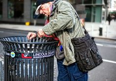New York City - HomeLess, HomeLessNess, Sans Abris, Poverty, Pobreza, Pauvreté, Hopeless, JobLess, бідність, Social Issues, Awareness