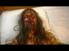 This is the only video in the world that shows what an actual dead, scourged and crucified body would like laid over the top of the Shroud of Turin! Turin Shroud, Forensic Science, Forensics, Youtube, Bible, Study, Passion, Oviedo, Biblia