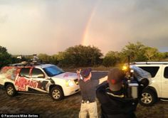storm chasers death | Incredible moment two teams of storm chasers cheated death caught on ...