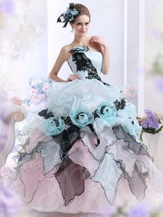 Shop In Our Store For Cheap Ball Gown Strapless wedding Dress