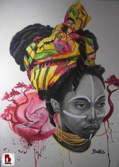 Feature the empowering art of brazilian graffiti artist for Art of minimal boris
