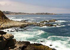 Punta Tralca (El Quisco, Chile) yo he estado ahi, es genial!, al lado está Isla Negra, la casa de Pablo Neruda