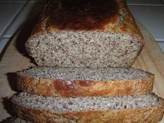 Paleo Mermaid: RECIPE: Paleo Bread