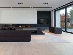 Black and White interiors are edgy trendy enigmatic sophisticated. - Black and White interiors are edgy trendy enigmatic sophisticated. Let yourself be inspired by this - Living Room Tv, Interior Design Living Room, Living Room Designs, Luxury Interior, Luxury Furniture, Furniture Design, Outdoor Furniture, Wooden Furniture, Italian Furniture