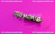 ann 3d wallpapers | 22 3D Name Wallpapers found for 'Ann marie'