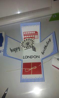 London geschenkgutschein