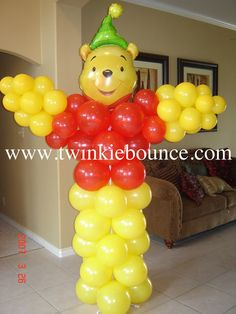 Great for Winnie the pooh party