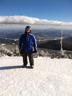 Skiing Killington