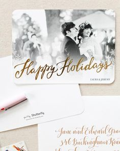 Handwritten Holiday