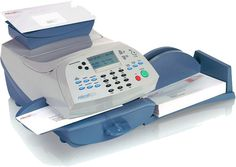 Own a SMART franking machine? You need to switch to blue ink.