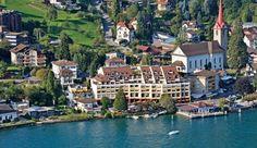 Post Hotel Weggis - Weggis, Switzerland
