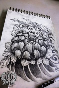 Chrysanthemum design