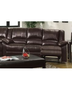 Image For Bomber Jacket Leather Recliner Sofas And Loveseats | Living Room  Furniture | Pinterest | Loveseats, Recliner And Reclining Sofa