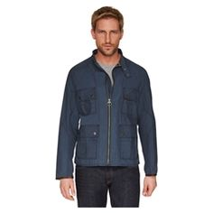 New for 2015 Barbour Britt Casual Jacket - Navy