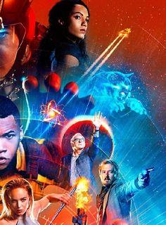 Legends of Tomorrow 3. Sezon Türkçe Dublaj
