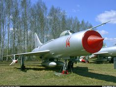 Aviones Caza y de Ataque: Su-11Fishpot-C