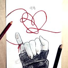 – Dibujos a lápiz – - Moyiki Sites Kpop Drawings, Cool Art Drawings, Pencil Art Drawings, Art Drawings Sketches, Tumblr Sketches, Tumblr Drawings, Simple Drawings, Sketch Drawing, Tattoo Sketches