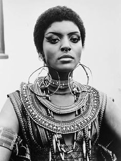 Vonetta McGee, an actress who scaled the ranks of Black Hollywood during blaxploitation film era of the passed away after experiencin. My Black Is Beautiful, Beautiful People, Beautiful Eyes, Beautiful Pictures, Beautiful Women, Living Puppets, Vintage Black Glamour, Black Actresses, Hollywood Actresses
