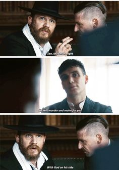 Such a great line as usual & awesome scene... I swore Arthur was gonna crush him with that thick glass ashtray or take a bite out of him, it was close but he didn't take Alfie's bait this time!