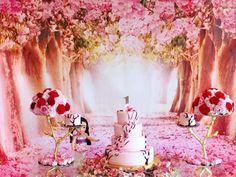 Mulan/Cherry Blossom/ Chinese Birthday Party Ideas | Photo 9 of 30