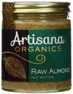 Artisana Raw Almond Nut Butter, 8 Ounce, 2016 Amazon Hot New Releases Jams, Jellies & Sweet Spreads  #Grocery