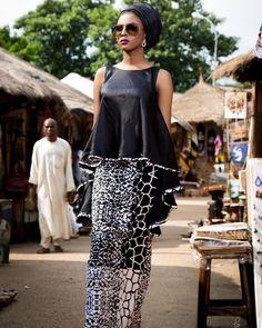 Latest Ankara Dress Styles - Loud In Naija African Fashion Ankara, Latest African Fashion Dresses, African Print Dresses, African Print Fashion, Africa Fashion, African Attire, African Wear, African Women, Ankara Stil