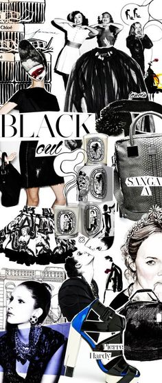 Fashion collage                                                                                                                                                     More
