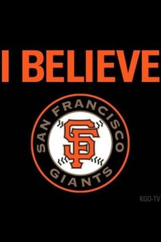 Love our SF Giants