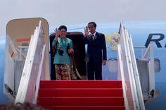 Covesia.com - Setelah menyelesaikan kunjungan kerjanya di sejumlah negara bagian di Amerika Serika, akhirnya Jumat (19/2/2016) Presiden Joko Widodo (Jokowi)...