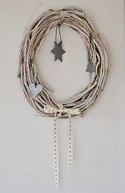 x4duros.com: Decorar con velas, y corazones, estrellas y letras de arcilla