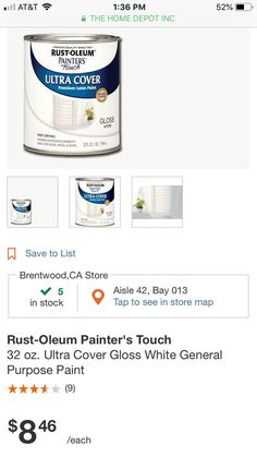 Pretty new to gardening and I hear you can paint your tree truck with white latex paint to protect it. Would it just be something like this? Or is their a special paint for trees? #gardening #garden #DIY #home #flowers #roses #nature #landscaping #horticulture