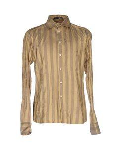 Prezzi e Sconti: #Class roberto cavalli camicia uomo Sabbia  ad Euro 119.00 in #Class roberto cavalli #Uomo camicie camicie