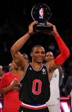 Russell Westbrook named 2015 NBA All-Star Game MVP