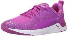 PUMA Womens Pulse XT 3D New Running Sneaker Purple Cactus Flower 65 B US * Check this awesome product by going to the link at the image.