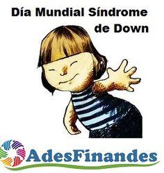 Simple pero se nos olvida: A propósito del Día Internacional del Síndrome de ...