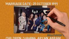 Top 10 Rare Photos of Shahrukh Khan and Gauri Khan