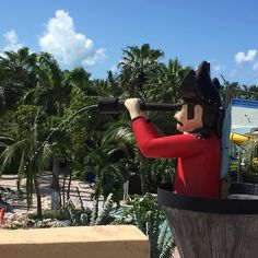 I spy with my pirate eye ... families having fun at @beachesresorts. Have you been? #BeachesMoms #FamilyTravel #NeverRunOut
