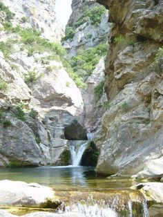 Aude Cathare - Gorges de Termes
