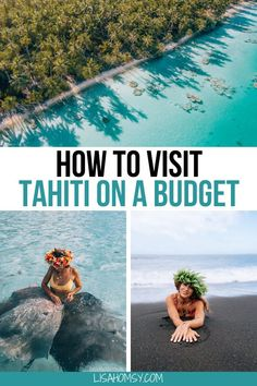 Affording Tahiti is easier than you think! Visiting Tahiti has been on my bucket list but everytime someone would mention Tahiti I always thought % of extravagant overwater bungalows, crystal…More Places To Travel, Travel Destinations, Travel Tips, Sas Travel, Australia Destinations, Budget Travel, Travel Ideas, Monoi Tiki Tahiti, Papeete Tahiti