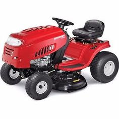 Murray-42-15-5-HP-Riding-Mower-Red-Yard-Garden-Outdoor-Living-Lawnmowers-NEW