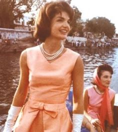 Jackie- I am completely absorbed and fascinated with the series The Kennedys